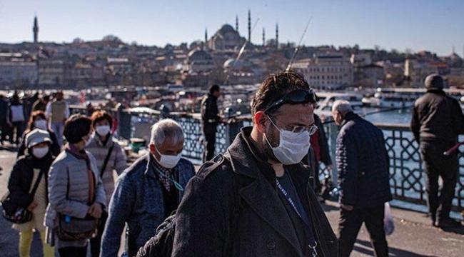 İstanbul, Bursa ve Ankara'ya maske takma zorunluluğu getirildi