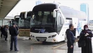 Otobüs ikramlarına düzenleme