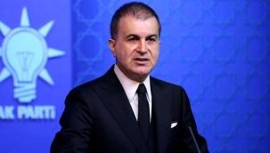 AK Parti Sözcüsü Çelik'ten flaş açıklaması!