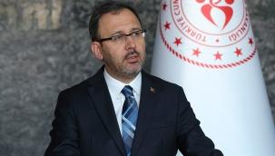 Bakan KasapoğluSistem9 Yeşilyurt Kulübü'ntebrik etti