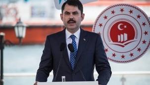 Bakan Kurum'dan flaş kentsel dönüşüm açıklaması