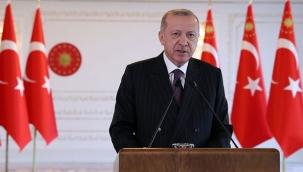 Cumhurbaşkanı Erdoğan'dan önemli açıklamalar! 'Sağlık hizmetini ücretsiz sunuyoruz'