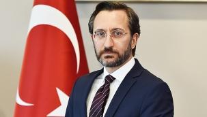 Fahrettin Altun'dan flaş terör açıklaması!