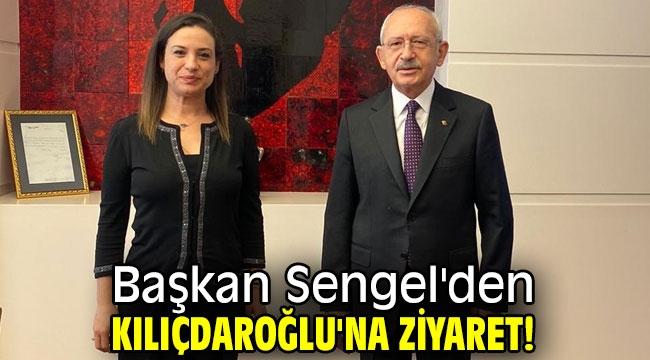 Başkan Sengel'den Kılıçdaroğlu'na ziyaret!