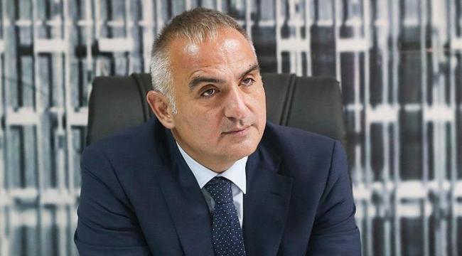 """Bakan Ersoy: """"Rusya ile görüşmeler olumlu gidiyor"""""""