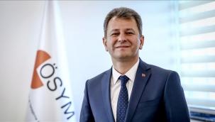 ÖSYM Başkanı Aygün'den YKS mesajı