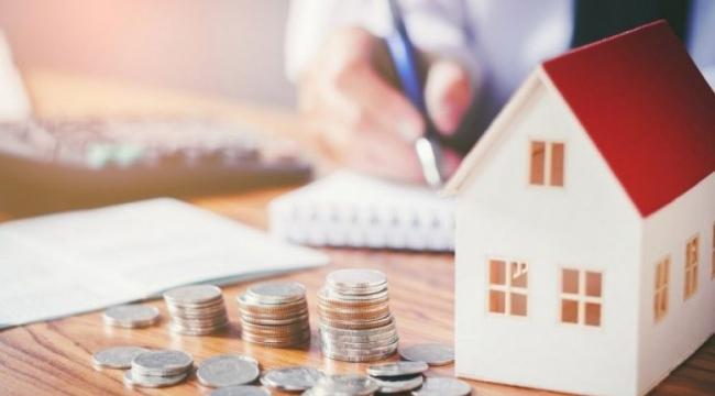 Kredili konut satışlarında sert düşüş