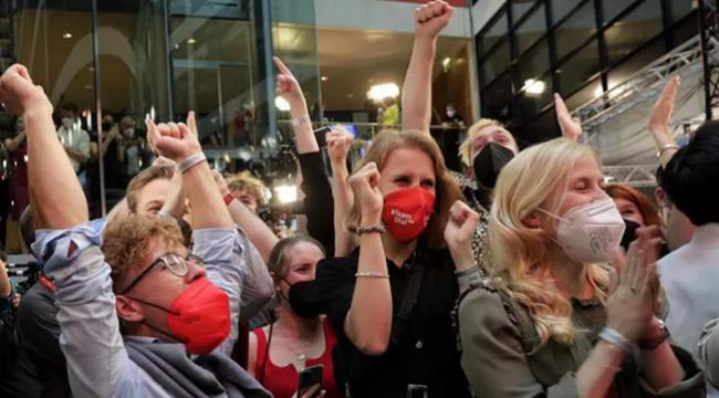 Almanya'daki genel seçimde son durum: Sosyal Demokrat Parti birinci çıktı!