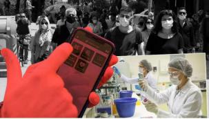 PCR testi uyarısı: Kare kodu olmayan hiçbir laboratuvar testi geçerli değil