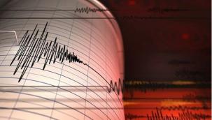 Yunanistan'ın Girit Adası'ndadeprem!